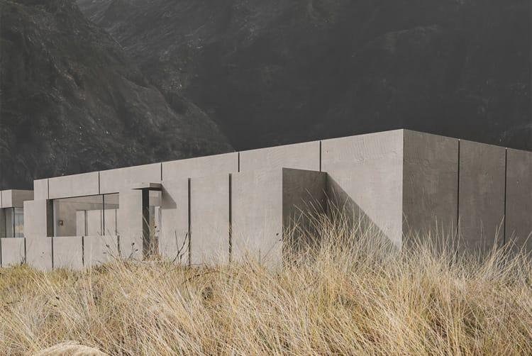 Modern Concrete Houses Studio Autograph