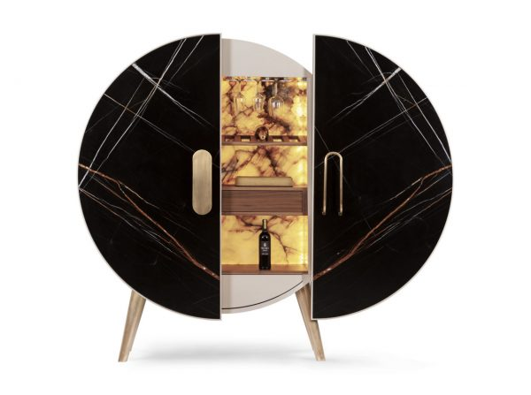 bongo-cabinet-black-marble-gold-details-for-luxury-bar-residential-project-circular-cabinet2