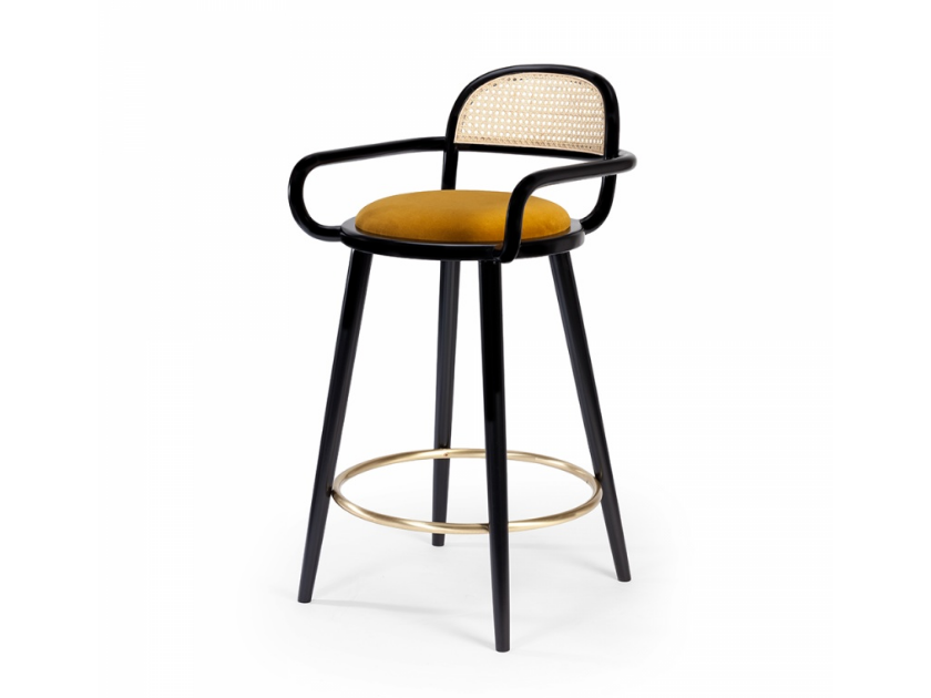 luc-bar-chair-hospitality-projects-black-steel-structure-velvet-bar-stool-decor