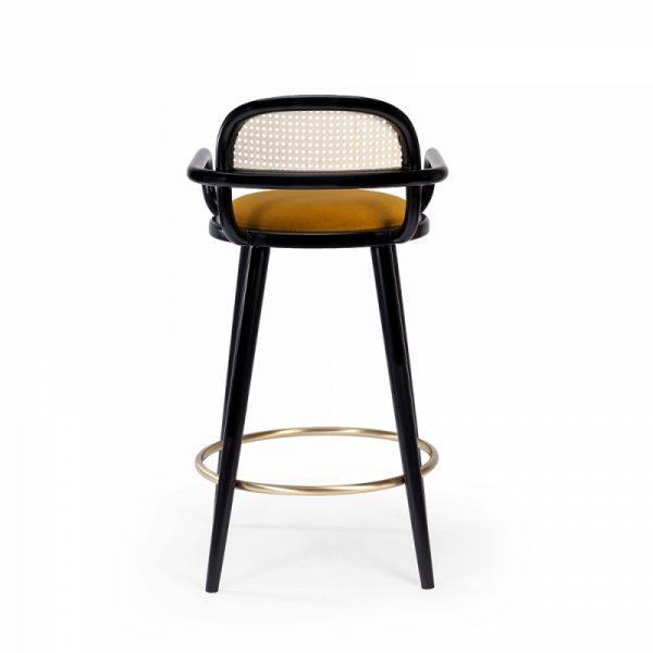 luc-bar-chair-hospitality-projects-black-steel-structure-velvet-bar-stool-decor3