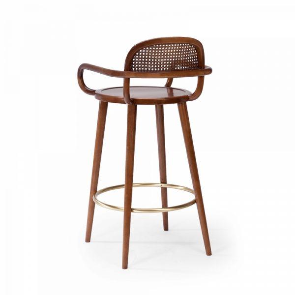 luc-bar-chair-hospitality-projects-black-steel-structure-velvet-bar-stool-decor4