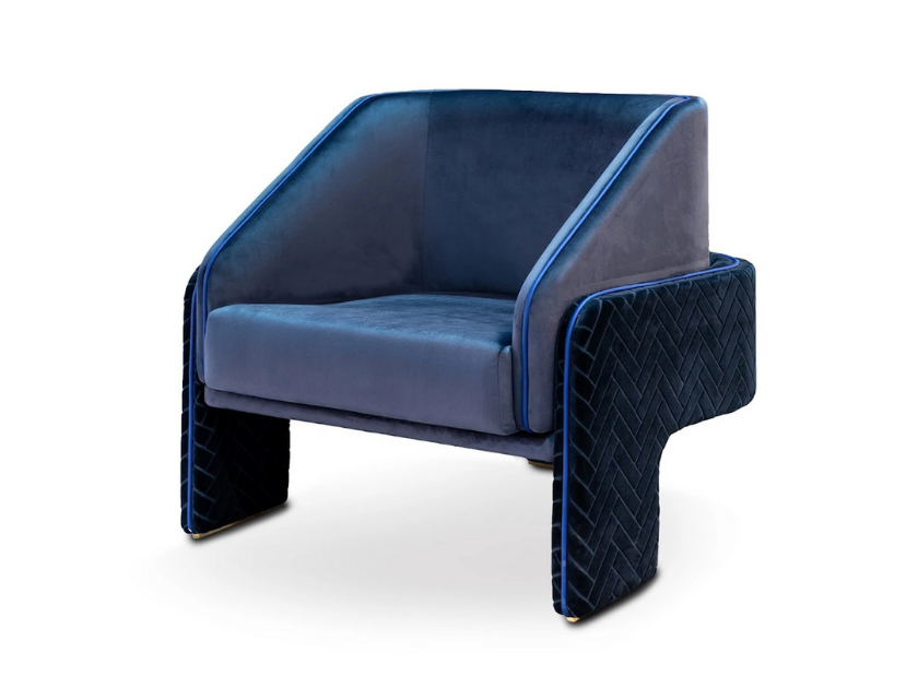 lunite-armchair-blue-armchair-sleek-designs-luxury-residential-projects