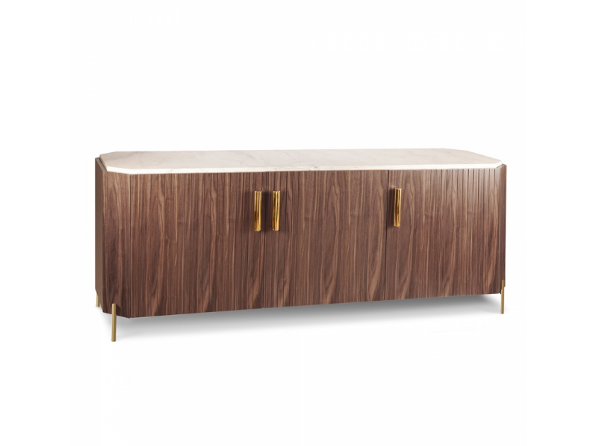 malcolm-sideboard-luxury-design-wood-sideboard-marble-casegoods